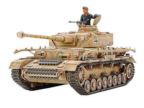 1/35 ミリタリーミニチュアシリーズ 4号戦車J型