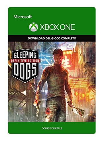 Sleeping Dogs: Definite Edition | Xbox One - Codice download