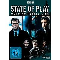 State of Play - Mord auf Seite eins. Die komplette Serie [Alemania] [DVD]