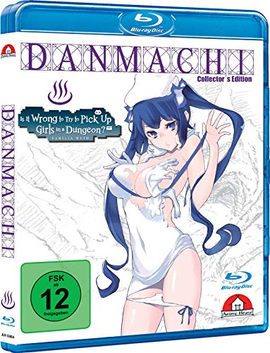 DanMachi - Is It Wrong to Try to Pick Up Girls in a Dungeon? - OVA - [Blu-ray]