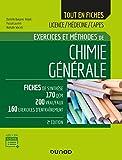 Chimie générale - 2e éd. - Exercices et méthodes