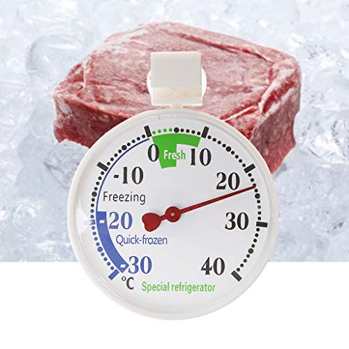 Kühlschrank-Thermometer, Kühlschrank, Temperaturanzeige, Verwendung zu Hause