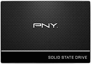 """PNY CS900 120GB 2.5"""" Sata III Internal Solid State Drive (SSD) - (SSD7CS900-120-RB) (Renewed)"""