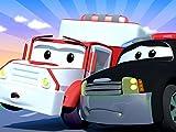 Matt das Polizeiauto bekommt eine Beule / Carl der Supertruck hat Ohrenschmerzen / Klein Tom dem Abschleppwagen ist sein Seil gerissen