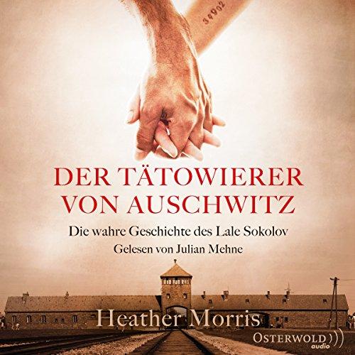 Der Tätowierer von Auschwitz cover art