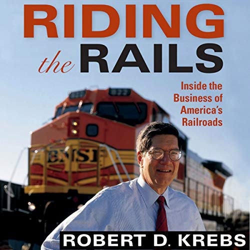 Riding the Rails cover art