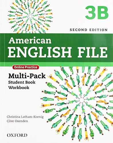 American English File 3B Multipack - 2Nd Ed
