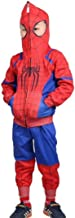 Szytypyl Kids Boys Girls Spider Verse Miles Morales Gwen Costumes Cosplay Superhero Pants Set Outfit