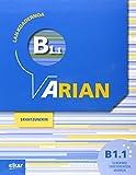 Arian B1.1. Lan-koadernoa: (+erantzunak)