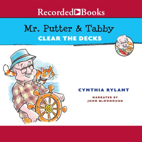 Mr. Putter and Tabby Clear the Decks cover art