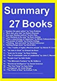 Resume and Exercises 27 Books: Awaken the giant within, Rich dad, poor dad, The Lean Startup method, Flow, a psychology of happiness, The power of habits, ... The One Things, (English Edition)