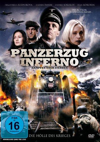 Panzerzug Inferno [Alemania] [DVD]