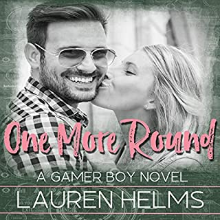 One More Round audiobook cover art