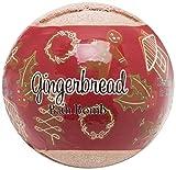 Primal Elements Gingerbread Bath Bomb, 4.8 Ounce