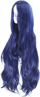 C-ZOFEK Shirogane Tsumugi Cosplay Wig (blue)