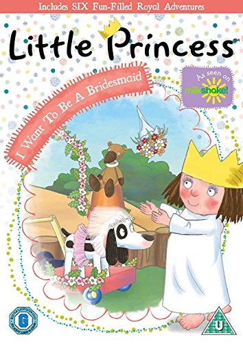 Little Princess: I Want To Be A Bridesmaid [DVD] [Reino Unido]