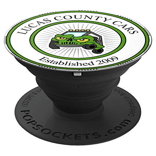 Lucas County Cars PopSockets Grip and Stand for Phones and Tablets