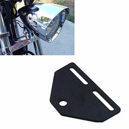 Motorcycle Support de fixation à tête plate pour Cruiser Chopper Touring Custom XL