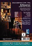 Zoom IMG-1 artaserse dramma per musica in
