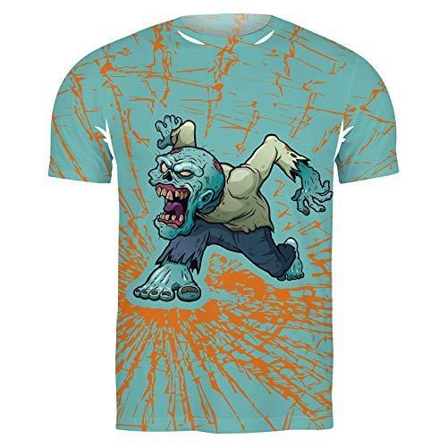 1WEN: T-shirt, Playera, camiseta para caballero, playera de zombie, regalo cumpleaños, playera full print, regalo, obsequio.