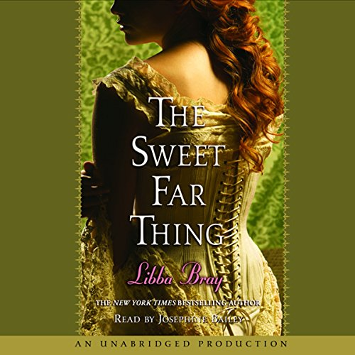 The Sweet Far Thing audiobook cover art