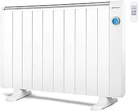 Orbegozo RRE 1810 Emisor Térmico Bajo Consumo, 10 Elementos de Calor, Pantalla Digital LCD, Mando a Distancia, Funcionamie...