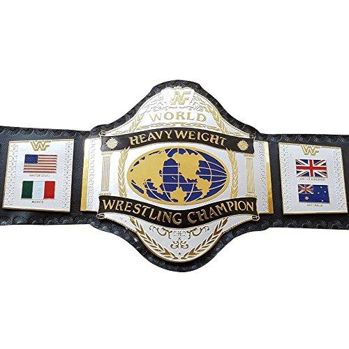hulk hogan championship belt - 7