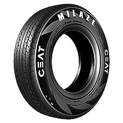 Ceat 101434 Milaze TL 145/80 R12 74T Tubeless Car Tyre,Ceat,Milaze TL