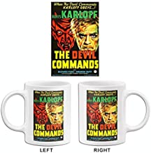 The Devil Commands - 1941 - Movie Poster Mug