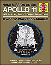 NASA Mission AS-506 Apollo 11 1969 (including Saturn V, CM-107, SM-107, LM-5): 50th..
