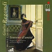 Giulio Regondi: Compositions for Concertina / Souvenir d'amiti茅 (2007-10-23)