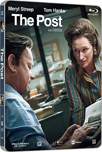 The Post (Brd-Steelbook) [Italia] [Blu-ray]