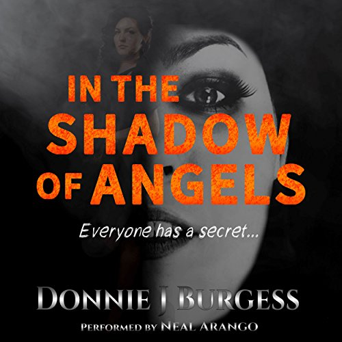 In the Shadow of Angels audiobook cover art