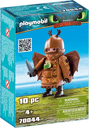 DreamWorks Dragons Fishlegs with Flight Suit by PLAYMOBIL