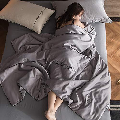 Haixin Werfen Decken doppelseitige Ultra weiche Decke, Bett und Sofa-Anti-Falten und Anti-Fading, Größe wählbar