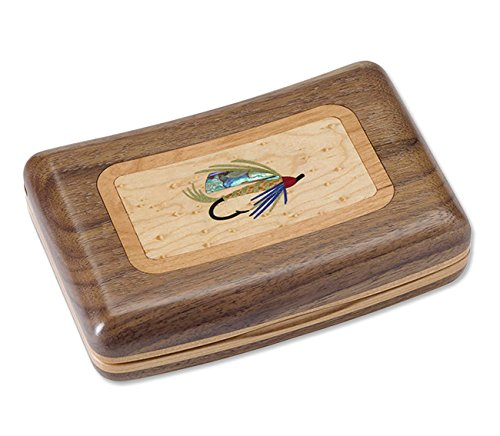 Orvis A.L. Swanson River Series Fly Boxes Blackfoot