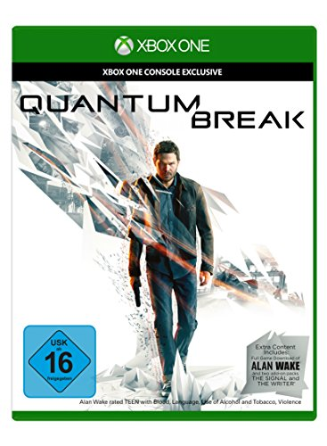 Microsoft Quantum Break, Xbox One videogioco Basic