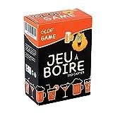Glop Game - Jeu à boire - Jeu de Société pour Apéro & Soirées - Jeux de Cartes...