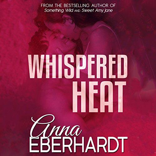 Whispered Heat audiobook cover art