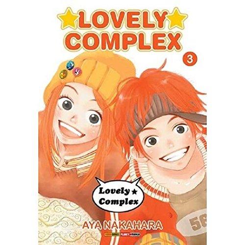 Lovely Complex - Volume 3