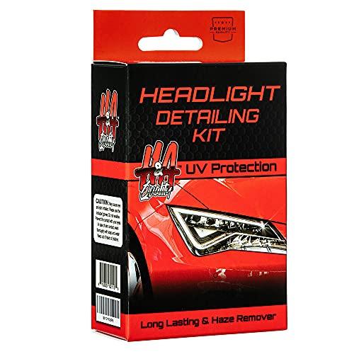 H&A QUALITY Headlight Restoration Kit, Car...