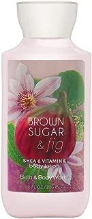 Bath & Body Works Signature Lotion Brown Sugar & Fig, 8 oz