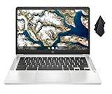 2021 Newest HP Chromebook 14-inch FHD Laptop