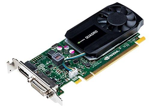PNY VCQK620BLK-1 Quadro K620 2GB GDDR3 Grafikkarte - Grafikkarten (Quadro K620, 2 GB, GDDR3, 128 Bit, 3840 x 2160 Pixel, PCI Express 2.0)