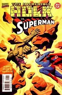 Best comic hulk vs superman Reviews