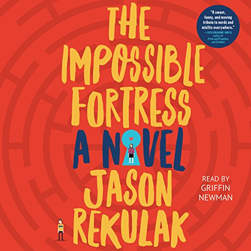 The Impossible Fortress audiobook cover art