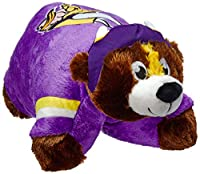 Fabrique Innovations NFL Pillow Pet , Minnesota Vikings, Large
