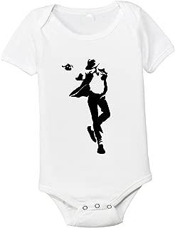 Michael Jackson One-Piece Baby Shirt/Bodysuit