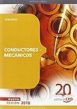 Conductores - Mecánicos. Temario (Colección 61)