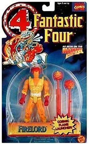 Fantastic Four Firelord Action Figure by Fantastic 4